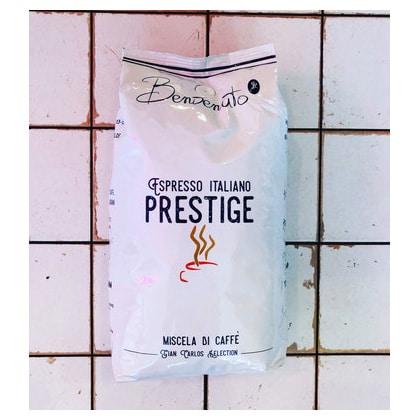 Espressobohnen Benvenuto Prestige