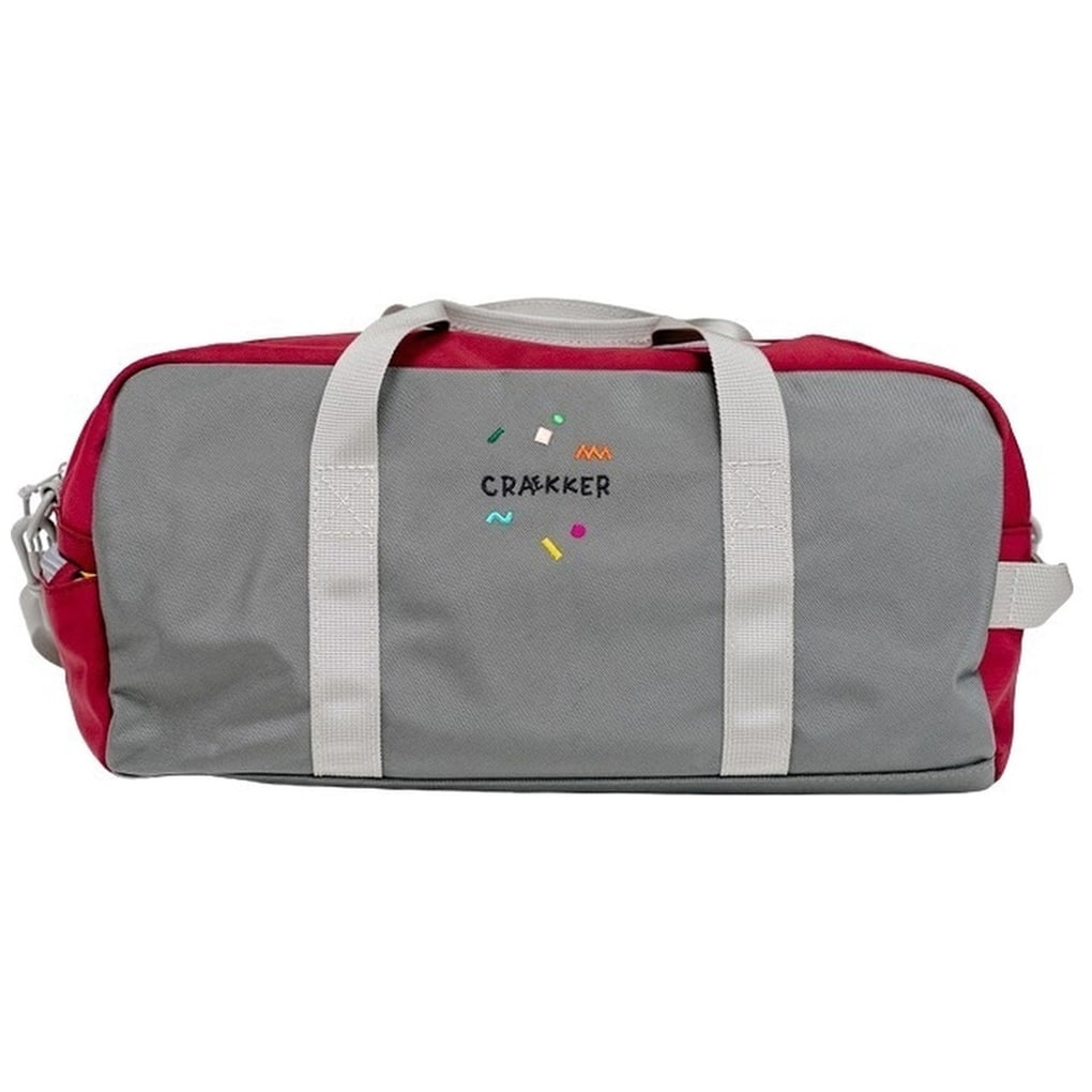 Kids Gym Bag BO - Bordeaux - Grau