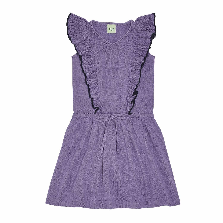Kleid, lavendel