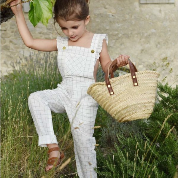 Georgette Overall