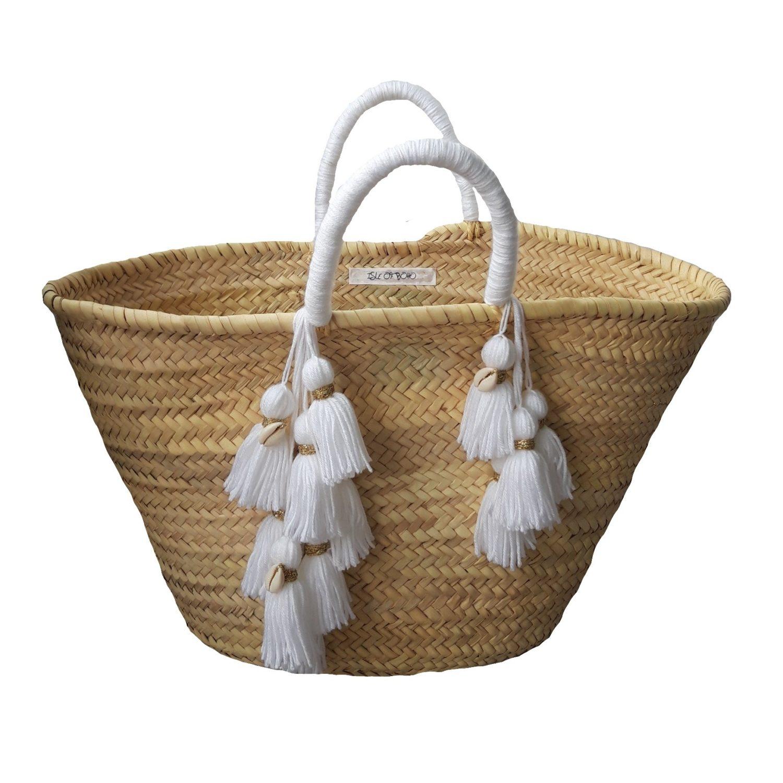 Havana Basket - Gelb