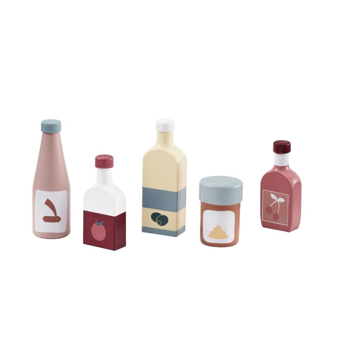Flaschenset 5-teilig