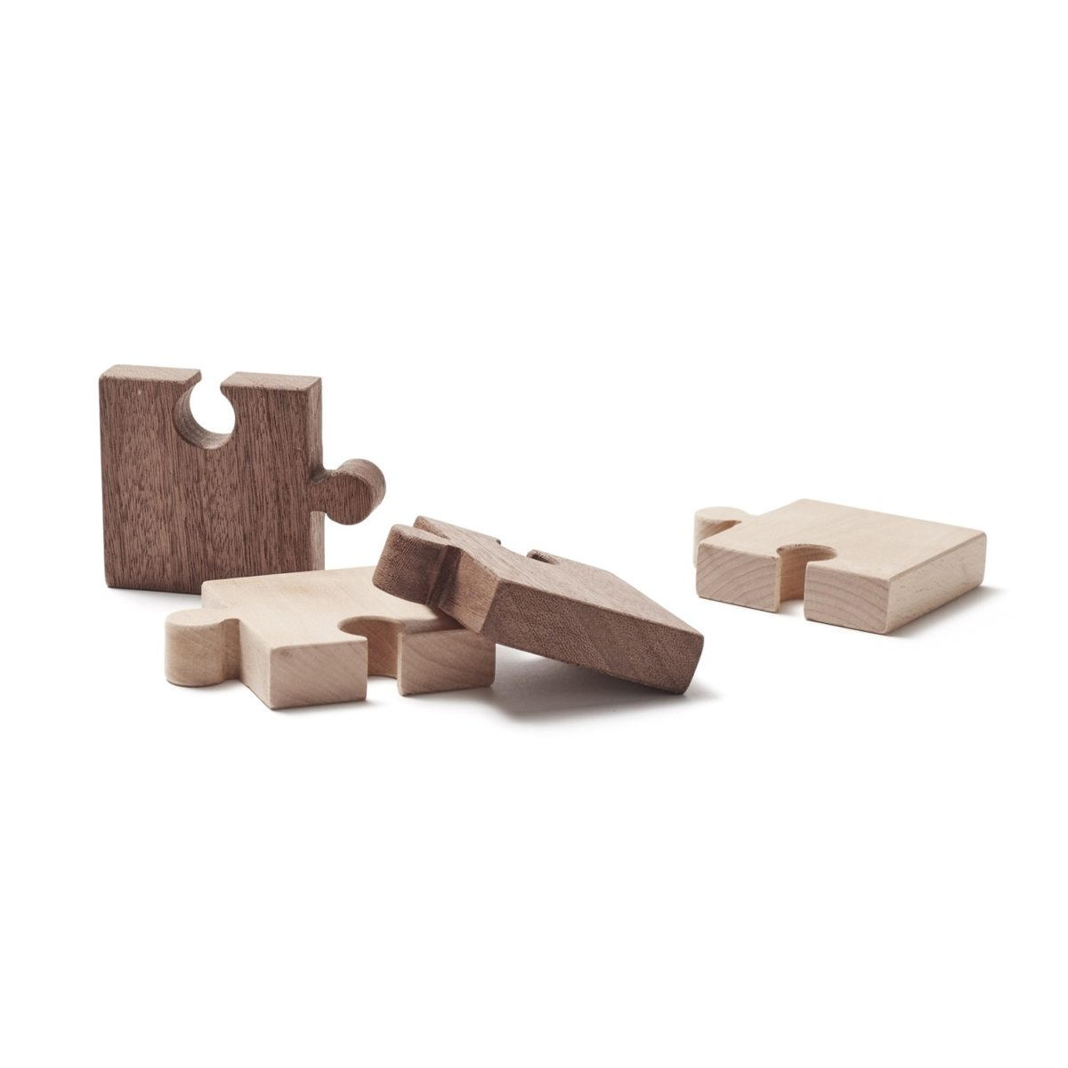 Puzzle natur 4-teilig 15x15 cm