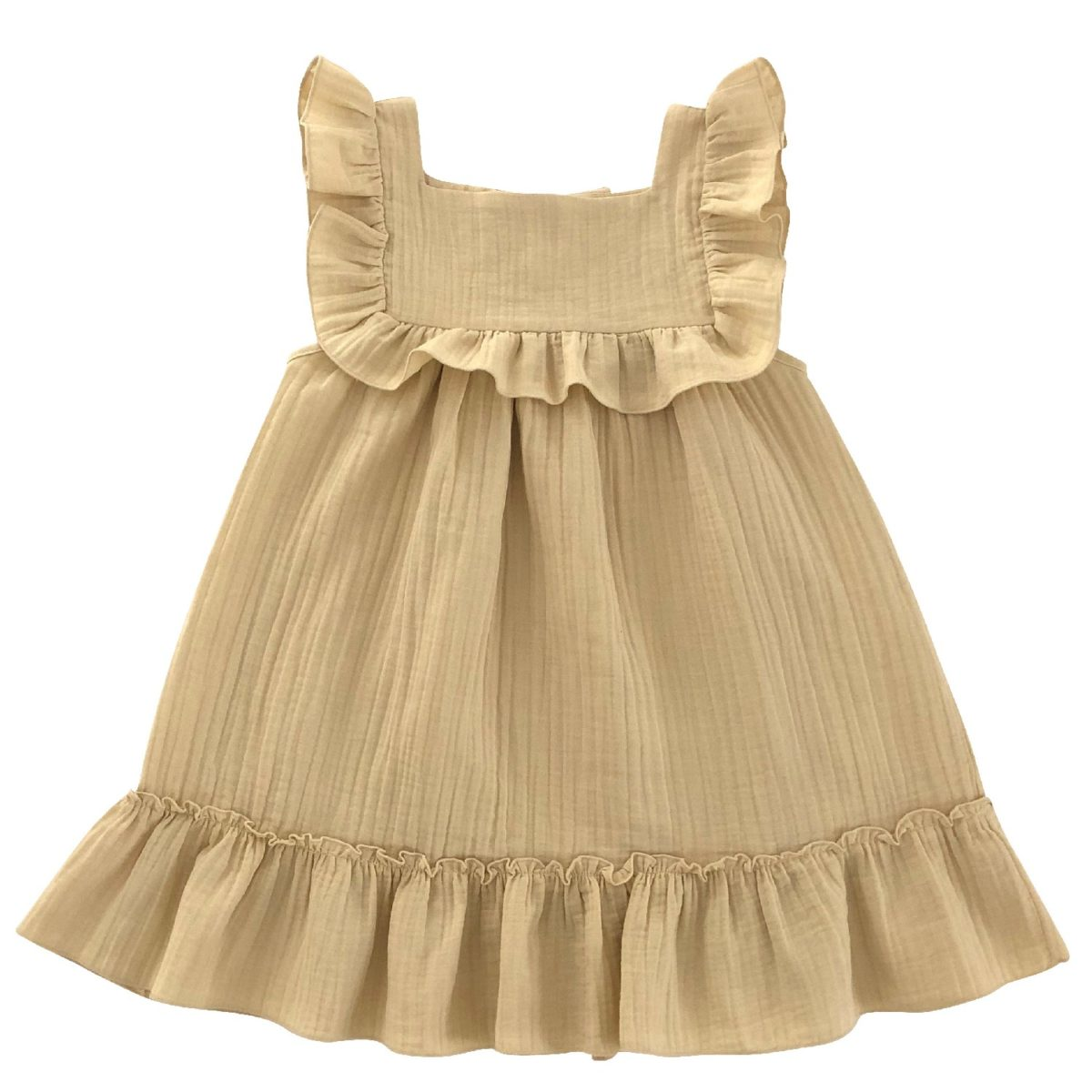 Lina Dress, Honey