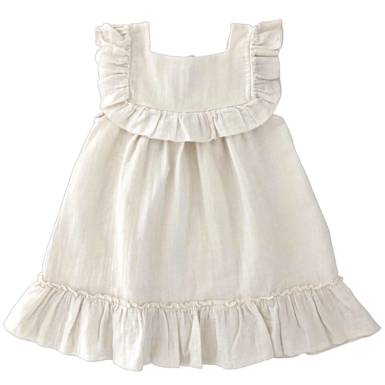 Lina Dress, Milk