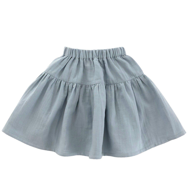 Nala Skirt, Dusty Blue