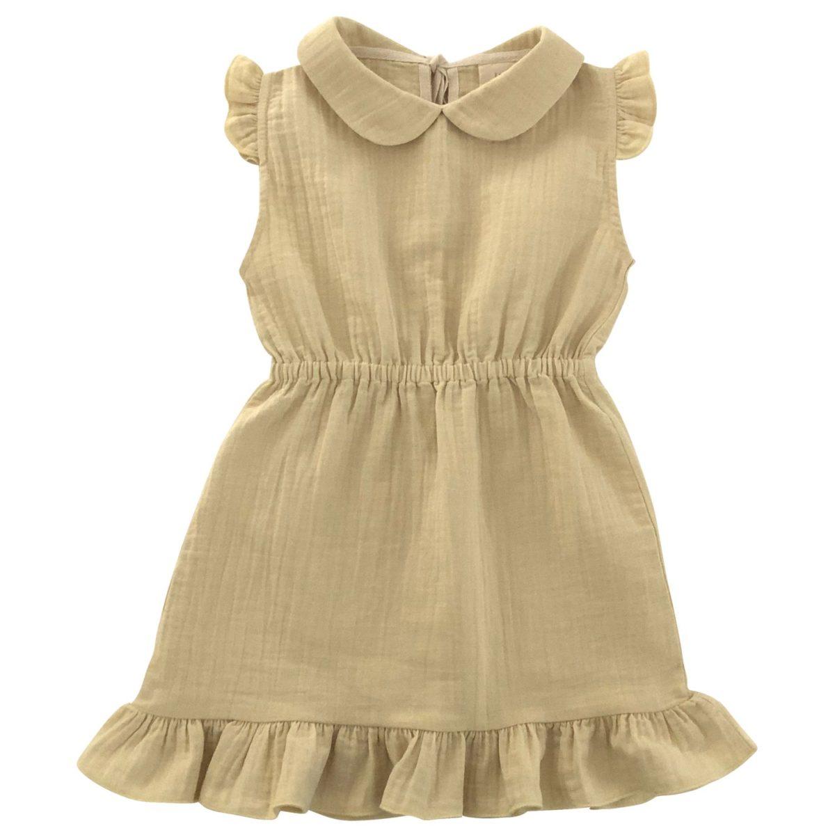 Penelope Dress, Honey