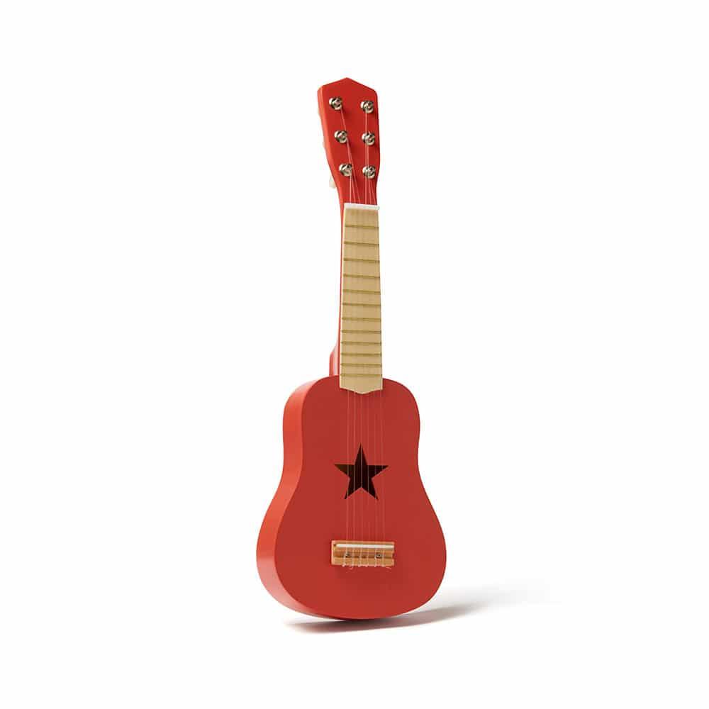 Gitarre rot