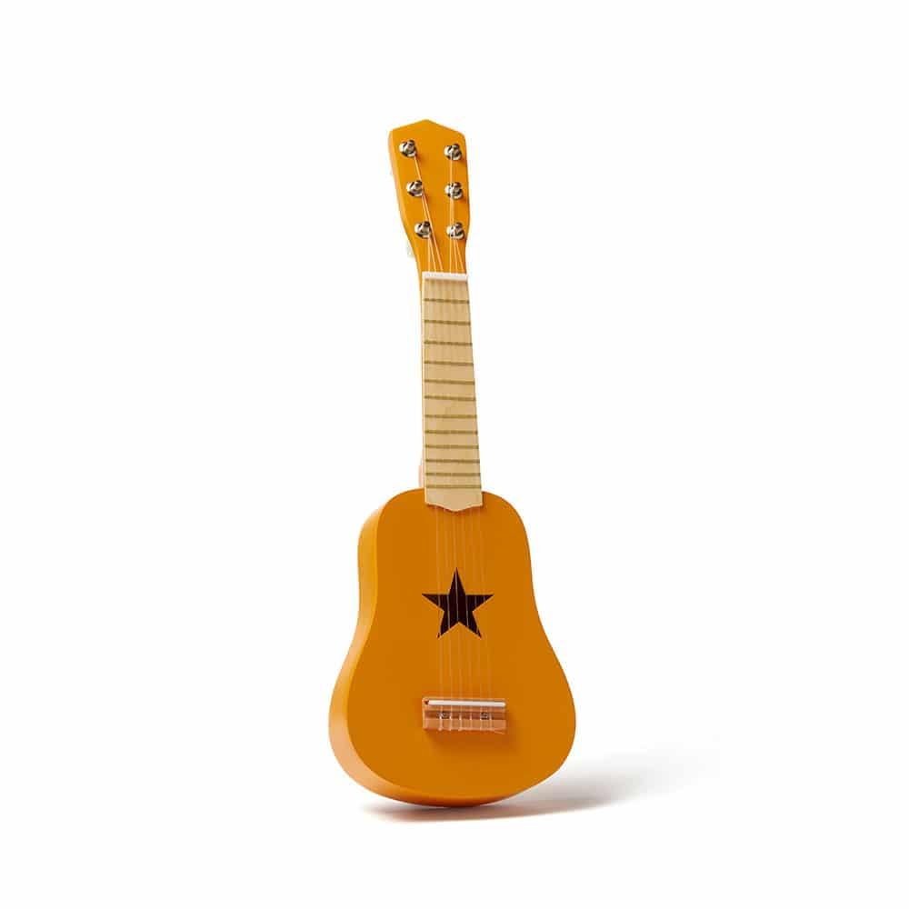Gitarre gelb