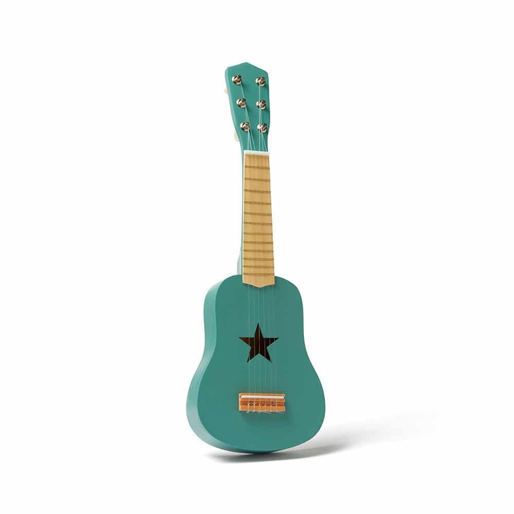 Gitarre grün