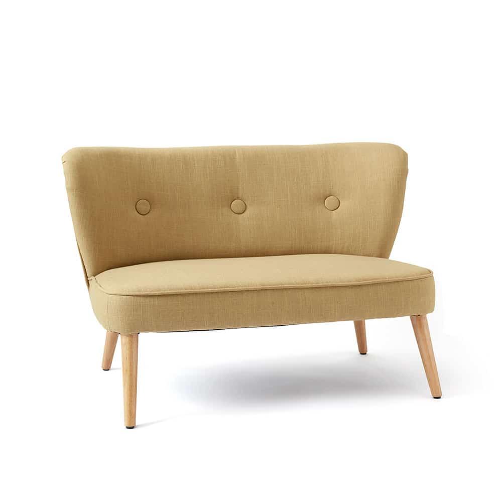 Sofa gelb-beige