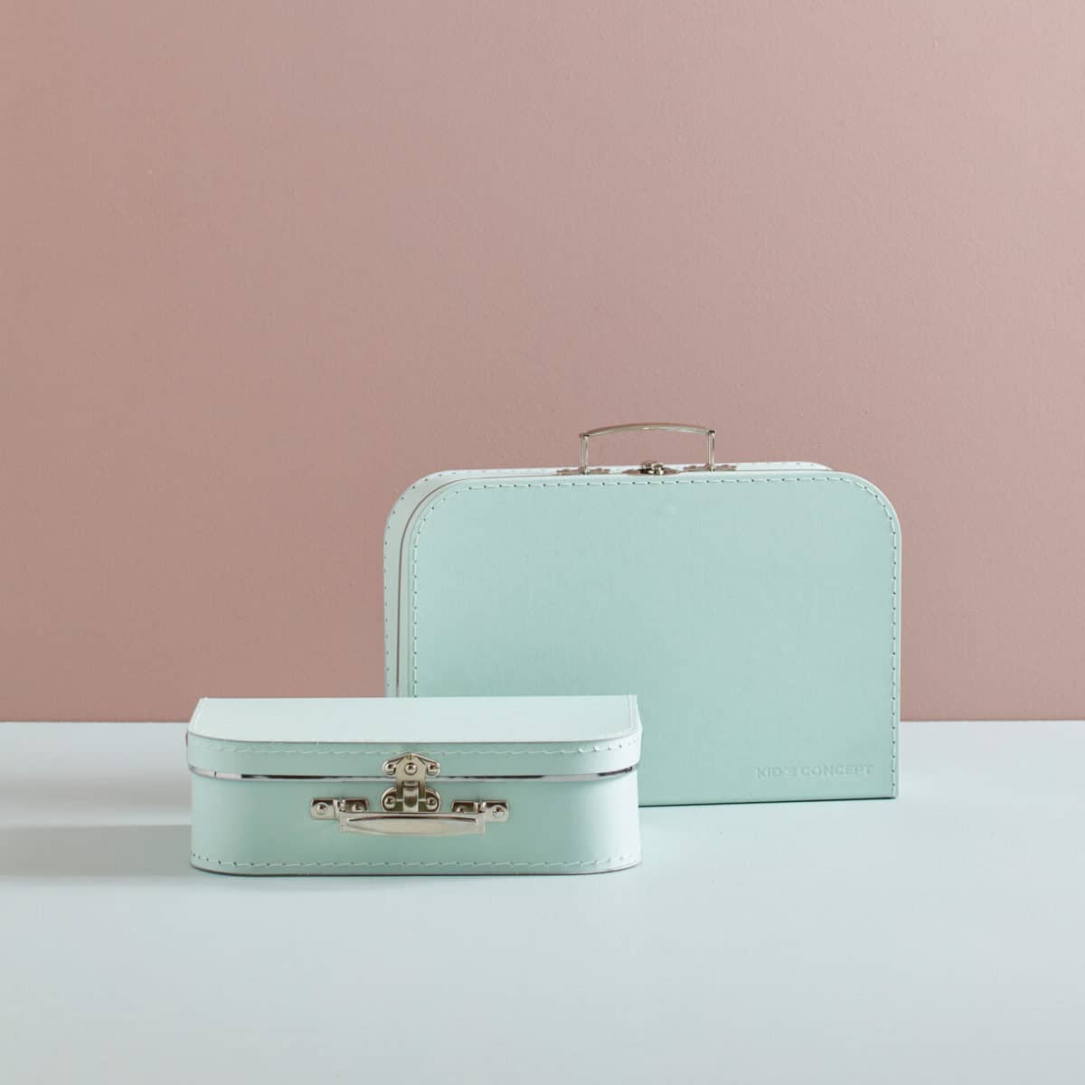 Koffer 2er-Set mint