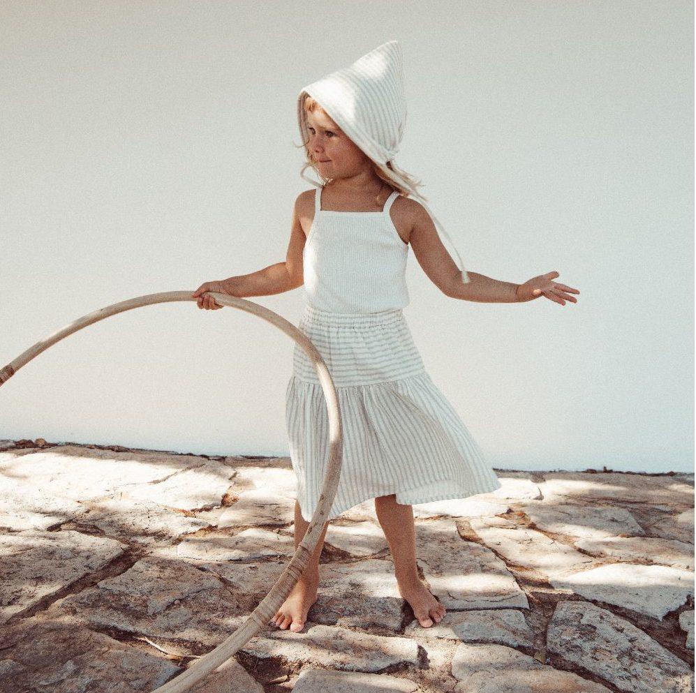 Nala Skirt, Milk